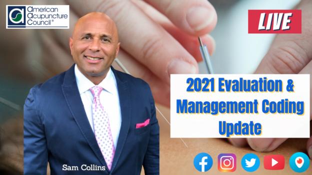 E & M Code Evaluation 2021